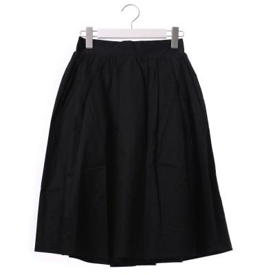 サルース salus 選べる2丈コットンフレアスカート (T0I(ブラック))