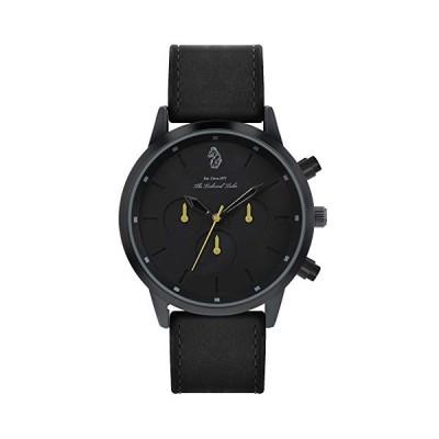 Luke 1977 Riley Chronograph Watch (Black Sulpear) 並行輸入品