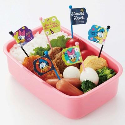 ピック ドナルド デイジー 9本入 お弁当 キャラクター ( キャラ弁 保育園 幼稚園 お弁当グッズ 弁当 )