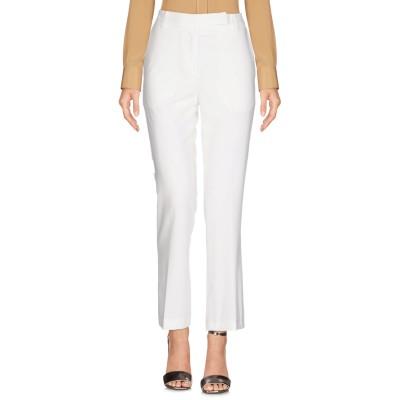 HOPE COLLECTION パンツ ホワイト M ポリエステル 97% / ポリウレタン 3% パンツ