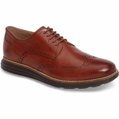 コールハーン COLE HAAN メンズ 革靴・ビジネスシューズ ウイングチップ ダービーシューズ シューズ・靴 Original Grand Wingtip Derby W