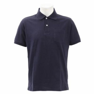 エーシーピージー(ACPG)リブ襟天竺ポロシャツ 871PA9CD6360NVY オンライン価格(Men's)