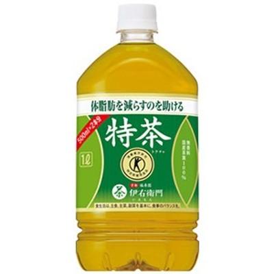 サントリー 緑茶 伊右衛門 特茶(特定保健用食品)ペット1L1箱12本入