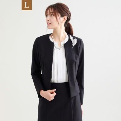 【L】【セットアップ対応】【美Jacket】ツイーディーアートピケジャケット