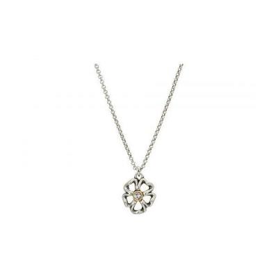 Brighton ブライトン レディース 女性用 ジュエリー 宝飾品 ネックレス Lux Garden Short Necklace - Silver/Gold