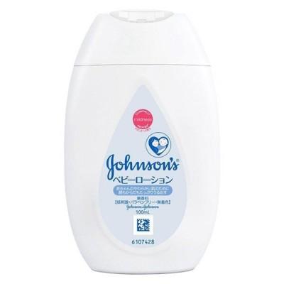 《ジョンソン&ジョンソン》 ジョンソン ベビーローション 無香料 100mL