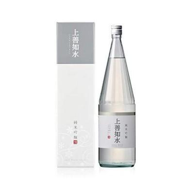 上善如水 純米吟醸 日本酒 新潟県 1800ml
