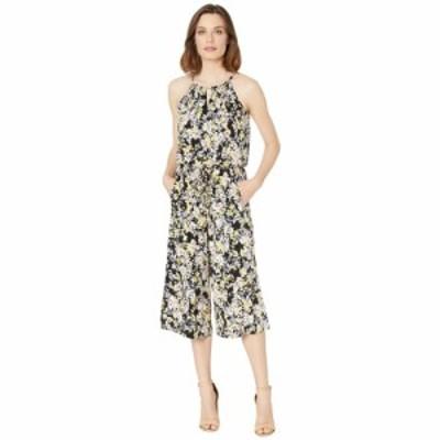 ロンドンタイムス London Times レディース オールインワン ジャンプスーツ ワンピース・ドレス Blossom Print Jumpsuit Blush/Black