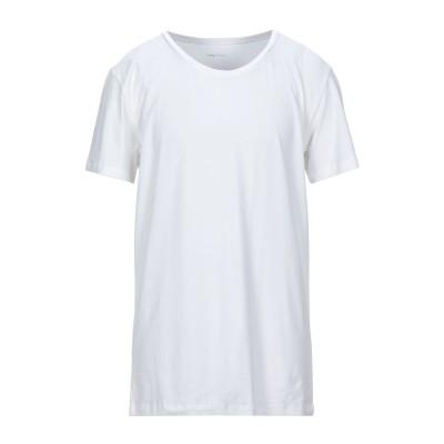 MEY STORY T シャツ ホワイト S コットン 100% T シャツ