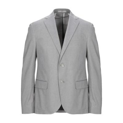 CC COLLECTION CORNELIANI テーラードジャケット ファッション  メンズファッション  ジャケット  テーラード、ブレザー グレー