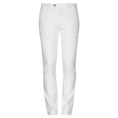 YCHAI パンツ ホワイト 33 コットン 98% / ポリウレタン 2% パンツ