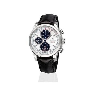 Maurice Lacroix Pontos クロノグラフ レトロ メンズ 自動腕時計 PT6288-SS001-130 Maurice Lacroi[並行輸入品]