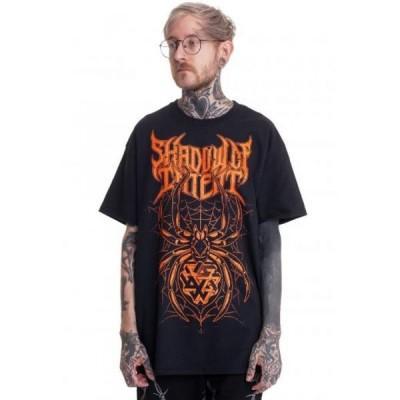 インペリコン Impericon メンズ Tシャツ トップス - Spider - T-Shirt black