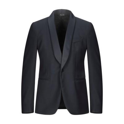 ブライアン デールズ BRIAN DALES テーラードジャケット ダークブルー 48 ウール 100% テーラードジャケット