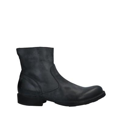 FIORENTINI+BAKER ショートブーツ 鉛色 43 革 ショートブーツ
