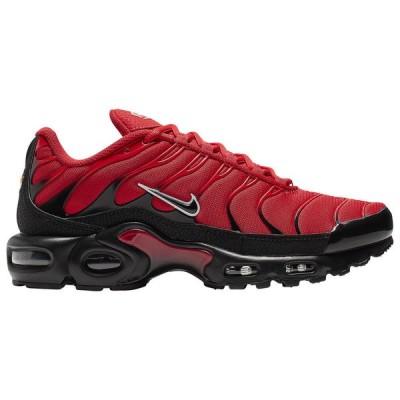 ナイキ メンズ エア マックスプラス Nike Air Max Plus スニーカー University Red/Black/White