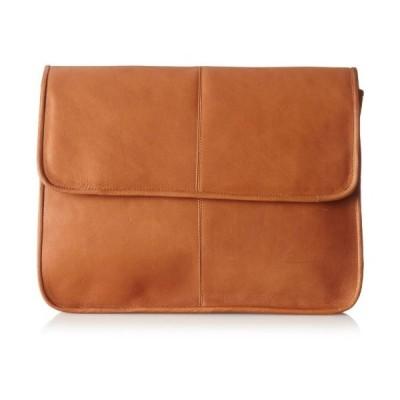 David King & Co. 1/2 Flap-Over Envelope, Tan, One Size【並行輸入品】