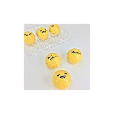 IOMIC(イオミック) ゴルフボール ぐでたまゴルフグッズ ぐでたまゴルフボール ユニセックス 全一色 直径42.7mm