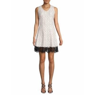 ドナリッコ レディース ワンピース Floral Fit-&amp-Flare Dress