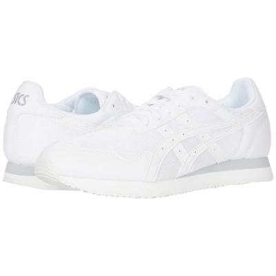 customerAuth Tiger Runner メンズ スニーカー 靴 シューズ White/White