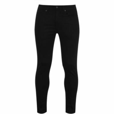 ヒューゴ ボス Hugo メンズ ジーンズ・デニム ボトムス・パンツ 734 Skinny Jeans Black
