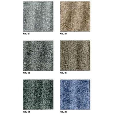 タイルカーペット SINCOL シンコール オフィス 床材 防炎性・制電性 安い キララ 50×50cm 20枚入り(1ケース)  KRL