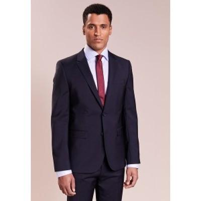 フューゴ メンズ ジャケット&ブルゾン アウター ALDONS - Suit jacket - dark blue dark blue
