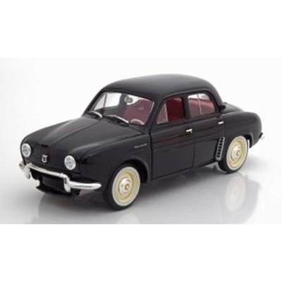 Norev ノレヴ 1/18 ミニカー ダイキャストモデル 1958年モデル ルノー ドルフィン ブラック