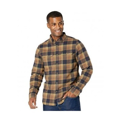 Fjallraven フェールラーベン メンズ 男性用 ファッション パーカー スウェット Sarek Heavy Flannel Shirt - Dark Sand