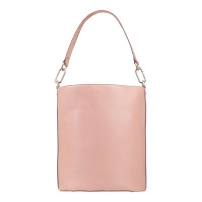 VANESSA BRUNO ハンドバッグ ピンク 柔らかめの牛革 100% / コットン ハンドバッグ