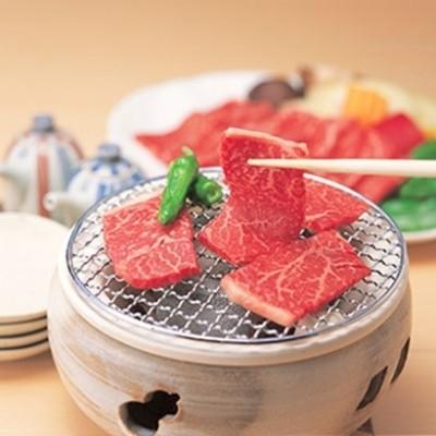 [岐阜・JAひだ]飛騨牛もも焼肉用 280g 精肉