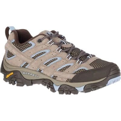 メレル シューズ レディース ハイキング Moab 2 Vent Hiking Shoe - Women's Brindle