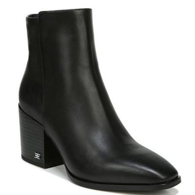 サムエデルマン レディース ブーツ・レインブーツ シューズ Cari Leather Booties