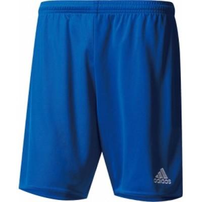 adidas(アディダス) メンズサッカー・フットサルウェアパルマ16ゲームショーツボールドBLU/WH (adj-low95-aj5882) ユニフォーム ゲー