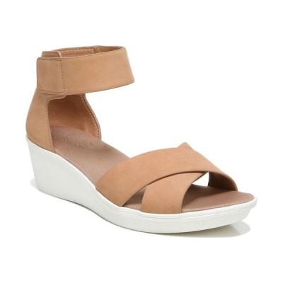 ナチュライザー レディース サンダル シューズ Riviera Ankle Strap Wedge Sandals