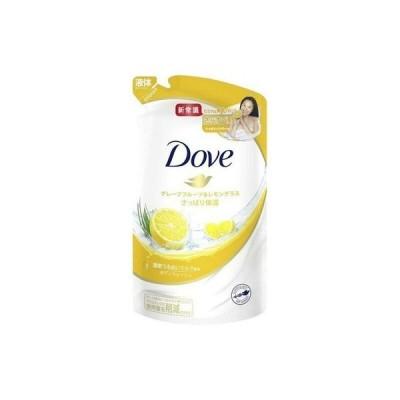 ダヴ ボディウォッシュ グレープフルーツ&レモングラス つめかえ用(360g)