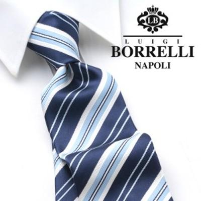 [ルイジボレッリ]LUIGI BORRELLI ネクタイ LBJ-001
