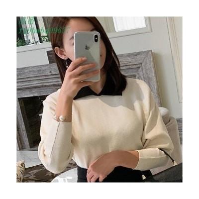 トップス レディース 40代 上品 50代 Tシャツ ファッション 女性 ニット 長袖