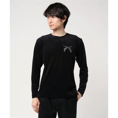 tシャツ Tシャツ roarguns(ロアーガンズ)GT-06B2ベロアL/S TEE/カットソー