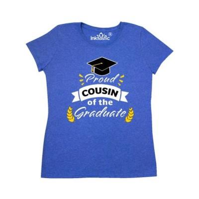 レディース 衣類 トップス Family Graduation-Proud Cousin Of The Graduate Women's T-Shirt Tシャツ