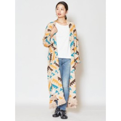 【SALE】チャイハネ 公式 《モズニカーデ》 エスニック アジアン  ファッション アウター/羽織り CMG-9302