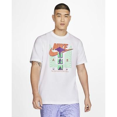 【P2倍+5%OFFクーポン発券中】 ナイキ メンズ Tシャツ NSW ALIEN ABDUCTION TEE CU6949 100