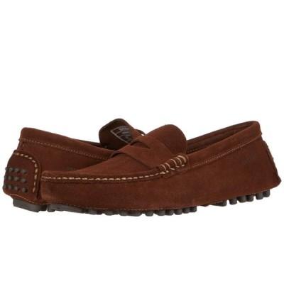 セバゴ Sebago メンズ ローファー シューズ・靴 Russel Suede Dark Brown