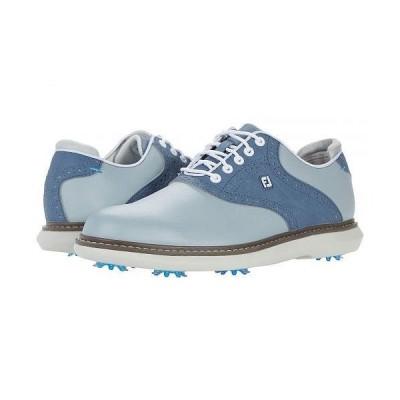 FootJoy フットジョイ メンズ 男性用 シューズ 靴 スニーカー 運動靴 Traditions - Grey/Blue