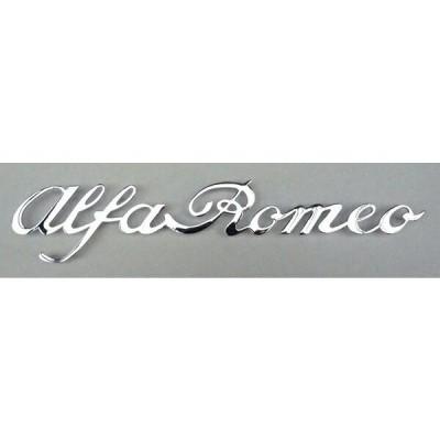 alfaromeo エンブレム(シリーズ2)  アルファロメオ スパイダー デュエット クワドリフォリオ ヴェローチェ 105系 115系