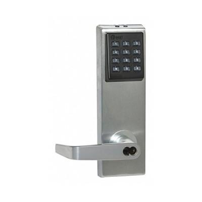 [新品]BestアクセスEZシリーズ電子キーパッド円筒ロック Lever Style 15D 887838194831