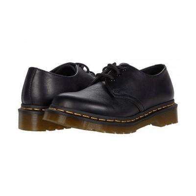 Dr. Martens ドクターマーチン レディース 女性用 シューズ 靴 オックスフォード 紳士靴 通勤靴 1461 Core - Black Virginia