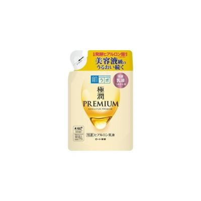 肌ラボ 極潤プレミアム ヒアルロン乳液 つめかえ用 140ml *配送分類:1