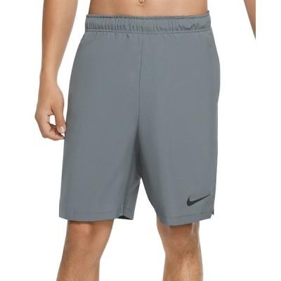 ナイキ カジュアルパンツ ボトムス メンズ Men's Flex Woven Training Shorts Smoke Grey