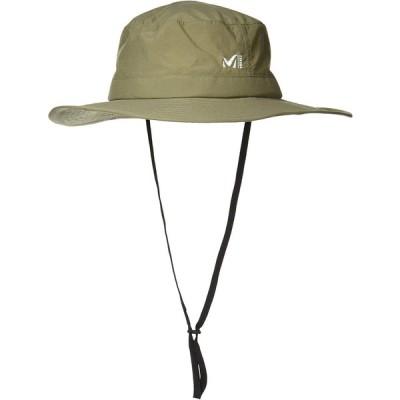 [ミレー] ハット VENTI ZIP HAT SWAMP EU U (FREE サイズ)